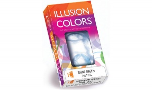 Illusion Colors Shine (2 линзы)